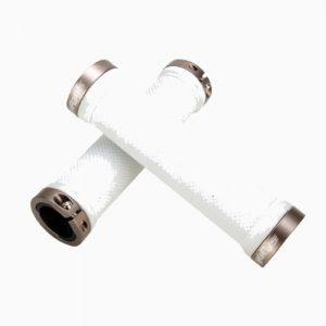 Spank Lock On Mtb Handtag Classic, Vit