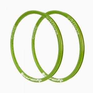Spank Subrosa Färg Grön som par