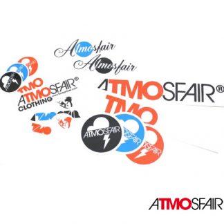 Atmosfair - Klistermärken set