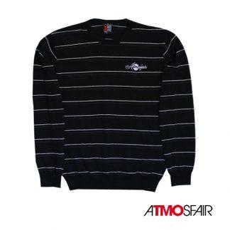 AtmosFair - Supremy Tunn Stickad tröja