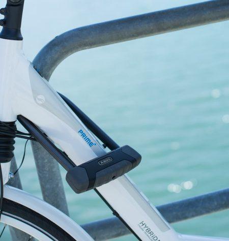 Låst Cykel med Granit XPlus 540