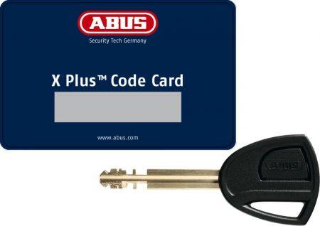 Kodkort för xplus och LED Nyckel